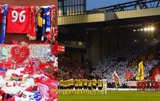 Borussia Dortmund mark 28th anniversary of Hillsborough tragedy with poignant message