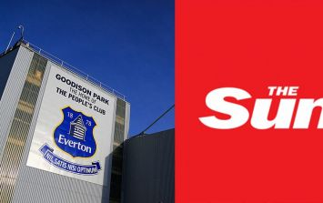 Everton statement confirms The Sun newspaper has been banned by the club