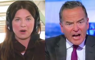 Watch as a furious Jeff Stelling rips into Hartlepool