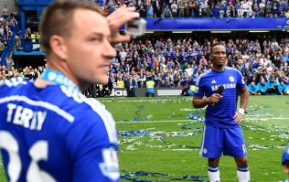 Chelsea fans should prepare for goosebumps as Didier Drogba sends poignant tribute to John Terry