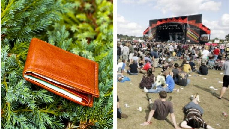 Man loses his wallet at a 2003 festival; those who find it hold a yearly drinking session in his honour