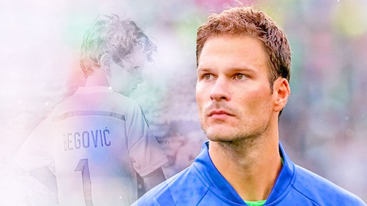 'I was lucky that countries took me in' - Asmir Begovic on the need for compassion for refugees
