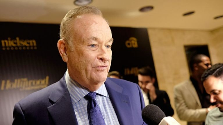 Bill O'Reilly fired from Fox News following sexual harassment allegations