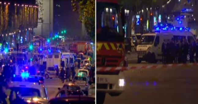 French police officers killed by gunman in Paris attack