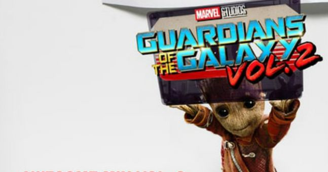 Here's the Guardians of the Galaxy Vol.2 soundtrack in full