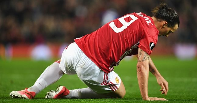 Zlatan Ibrahimovic's injury update could mean the end of his Manchester United career