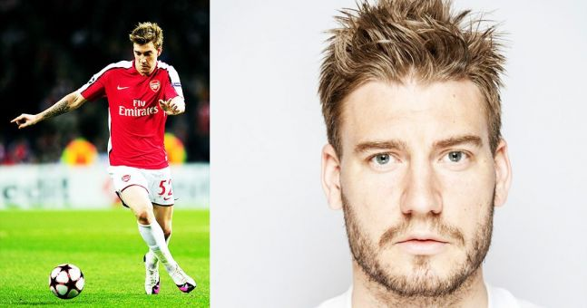 Nicklas Bendtner has already earned a new nickname from his new teammates