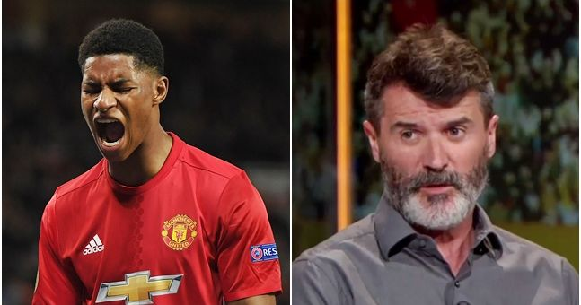 Roy Keane identifies the part of Marcus Rashford's game he needs to improve
