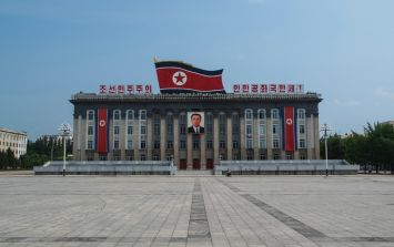 North Korea detains American citizen at Pyongyang airport as he tried to leave the country