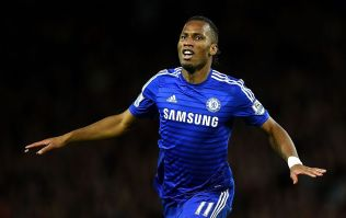 Didier Drogba warns Arsenal he's rejoining Chelsea for the FA Cup final