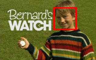 We need to talk about how much of a square Bernard from Bernard's Watch was