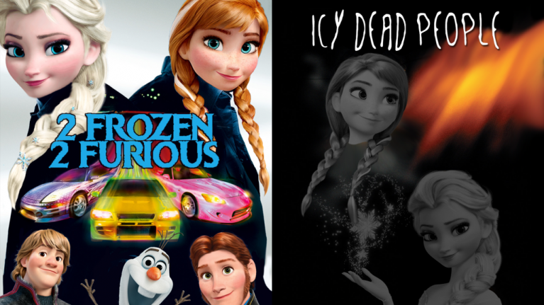 Eight alternative titles for the abysmally-named Frozen 2
