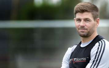 Steven Gerrard outlines his philosophy as new manager of Liverpool Under-18s