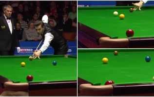 Mark Selby escaped from a snooker in the best possible way in the Snooker World Championship final