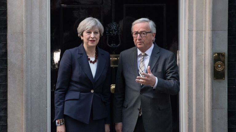Sensational details emerge of 'disastrous' meeting between Theresa May and Jean-Claude Juncker on Brexit