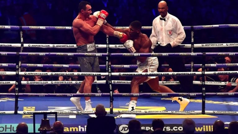 The viewing figures for Anthony Joshua vs. Wladimir Klitschko are absolutely astonishing