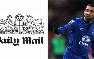People are furious at the Daily Mail over 'shameful' Aaron Lennon headline