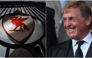 Liverpool to name stand at Anfield after Kenny Dalglish