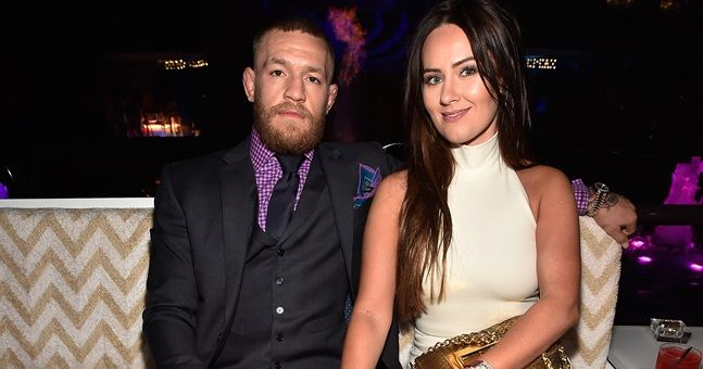 Conor McGregor's newborn son already appears to have his own Instagram account