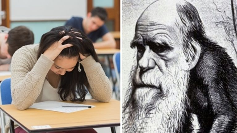 This bizarre question on the GCSE Biology paper has got every student talking