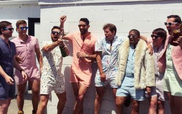 The playsuit for men has arrived, just in time for summer