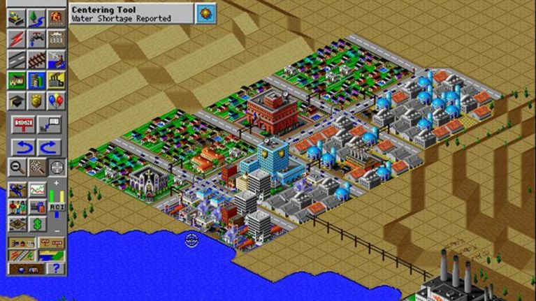 Five classic sim games you used to play the hell out of