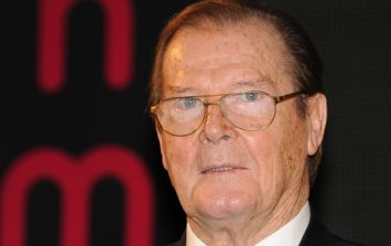 Sir Roger Moore has died, aged 89