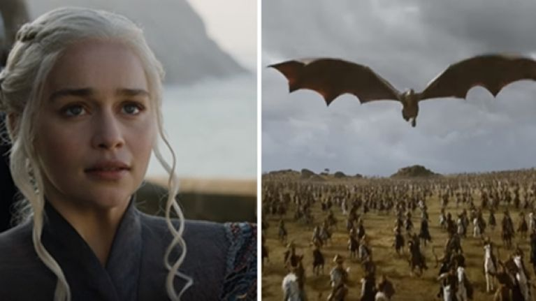 The Game of Thrones trailer is here and it's absolutely epic