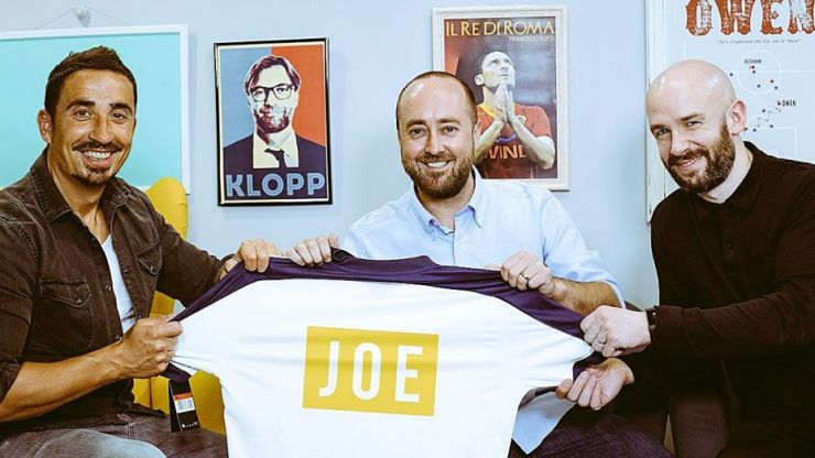 JOE Media is delighted to announce the signing of Rocket from Soccer AM
