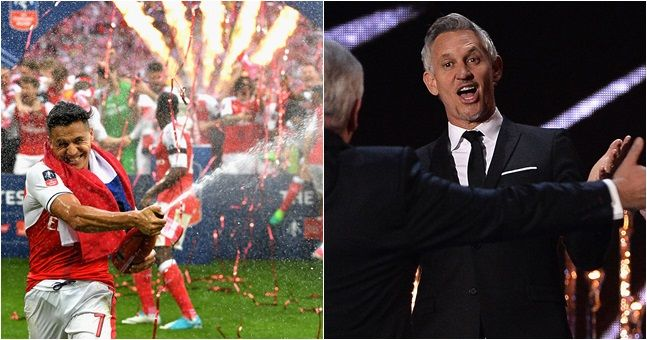 Gary Lineker tweet proves that the FA Cup is alive and well