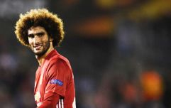 Marouane Fellaini set to become first Manchester United player to leave under Solskjaer