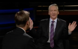 Bill Maher called himself the n-word on live television, and people are not happy
