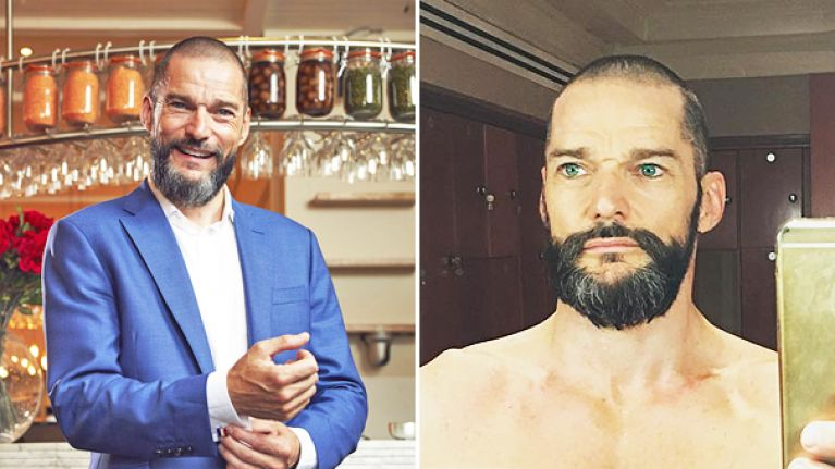 Turns out First Dates' Fred Sirieix is ripped as hell underneath that blue suit