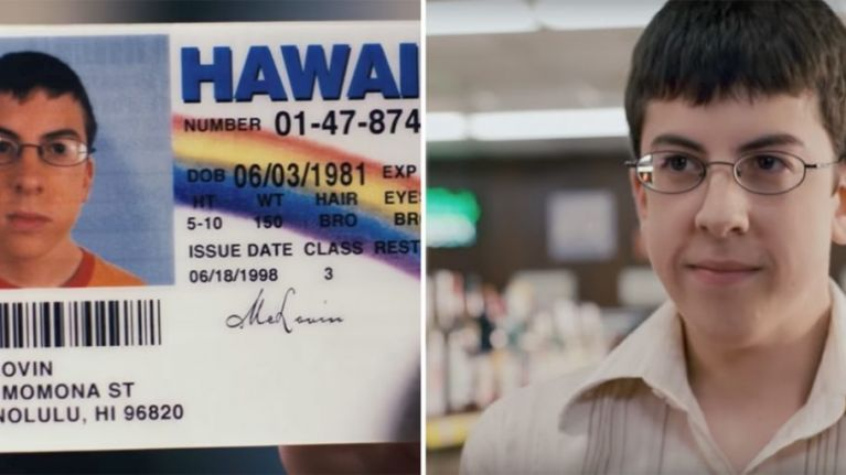 Want to feel old? McLovin is 36 years old today