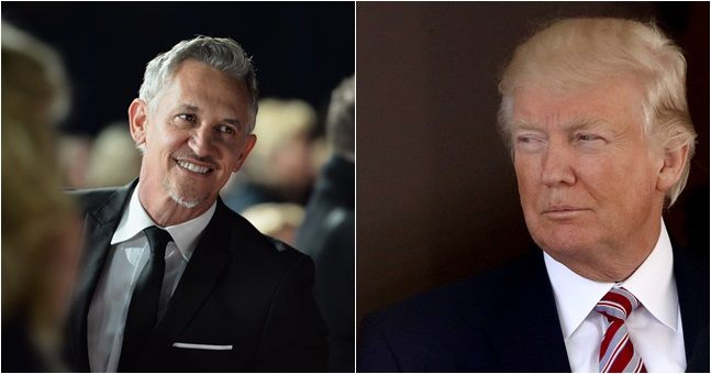 Gary Lineker issues stinging reply as Donald Trump tweets about guns after London attack