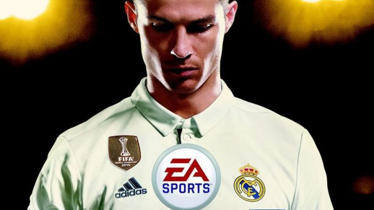 The new cover star of FIFA 18 has been revealed