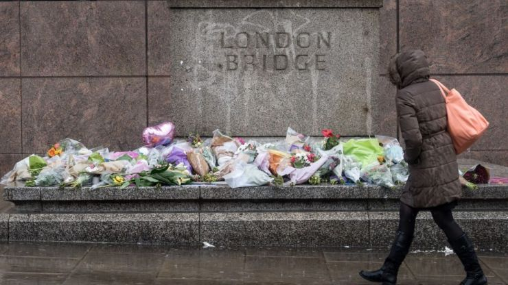 Man being questioned in Ireland after discovery of documents in the name of London attacker