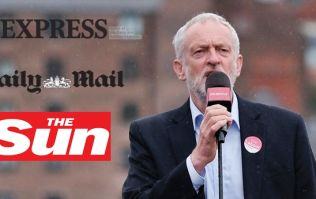 Some of today's front pages have provoked a very strong reaction