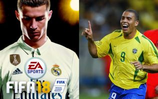 (The other) Ronaldo is *finally* set to be included on the new FIFA game