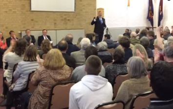 Tory candidate must seriously regret asking question about Jeremy Corbyn