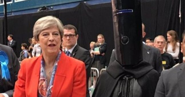 Lord Buckethead's manifesto is what Britain needs right now