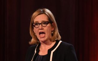 Twitter reacts as it emerges Home Secretary Amber Rudd is in danger of losing her seat