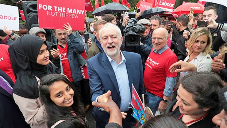 COMMENT: Jeremy Corbyn's ability to inspire the youth may have changed British politics forever