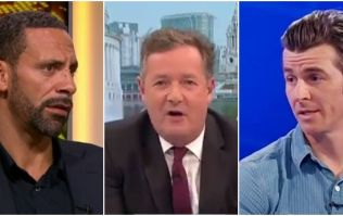 Rio Ferdinand wants Piers Morgan to be Prime Minister, Joey Barton isn't having it