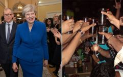Thousands of people have RSVP'd for Theresa May's 'Leaving Drinks'