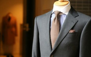 If you really want to learn something about yourself, get fitted for a tailored suit