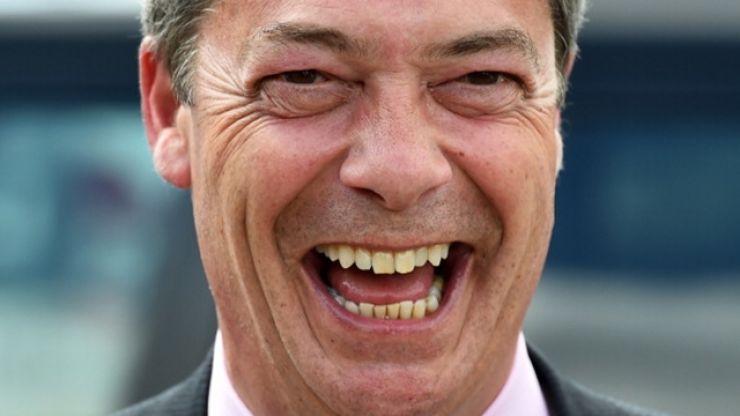 Nigel Farage drafted in in bid to save GB News ratings