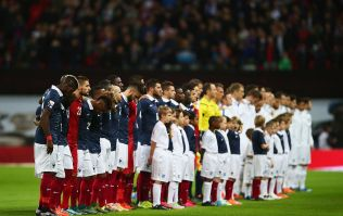 L'Équipe joins France star in encouraging French fans to sing God Save The Queen ahead of England game