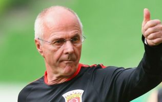 Sven Goran Eriksson loses his job at Chinese club in truly bizarre circumstances