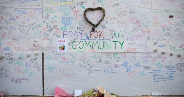 The Grenfell Tower disaster is a turning point. Communities can't be ignored any longer